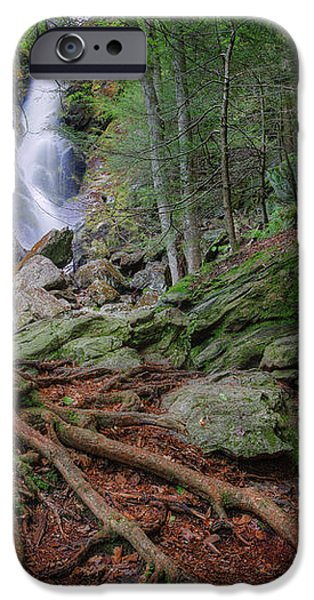 Rough Terrain iPhone Case by Bill  Wakeley