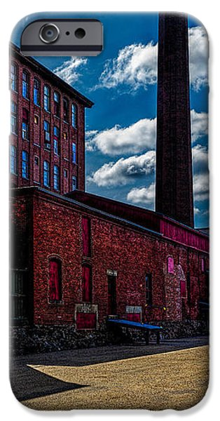 Roy Hill Roy Continental Mill iPhone Case by Bob Orsillo