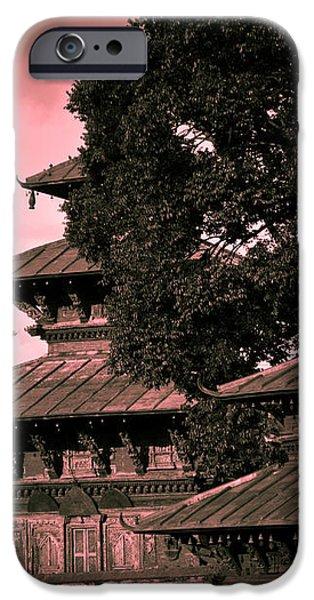 Royal Palace iPhone Case by Nila Newsom
