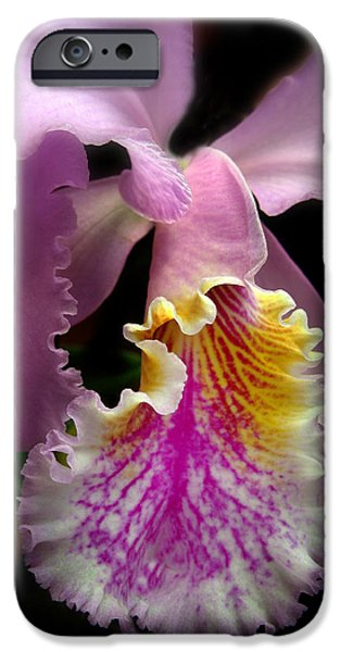 Close Up Floral iPhone Cases - Ruffled iPhone Case by Jessica Jenney