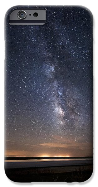 Constellations iPhone Cases - Rural Muse iPhone Case by Melany Sarafis