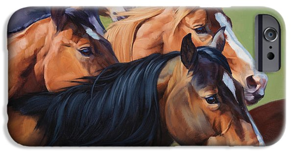 Barns iPhone Cases - Rush iPhone Case by JQ Licensing