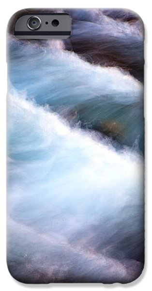 Rushing iPhone Case by Adam Romanowicz
