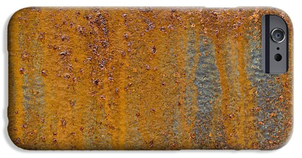 Rust iPhone Cases - Rust iPhone Case by John Shaw