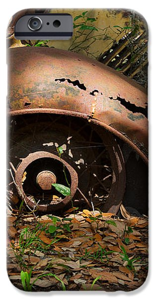 Rusted iPhone Case by Louise Heusinkveld