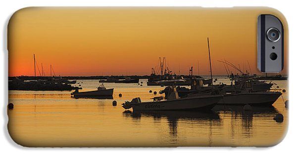 Park Scene iPhone Cases - Rye Harbor - Rye New Hampshire iPhone Case by Erin Paul Donovan