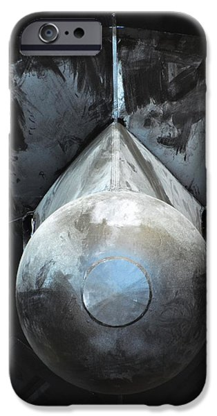 Abnormal iPhone Cases - Sabrina Detail iPhone Case by Newel Hunter