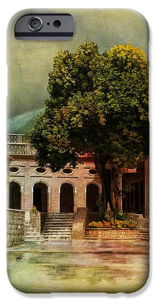 Saidpur Village iPhone Case by Catf
