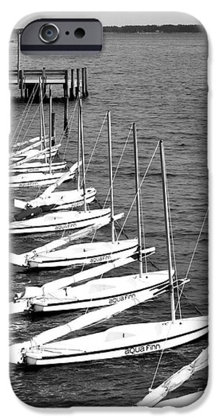 Hope And Change iPhone Cases - Sailing to Jesus iPhone Case by Robert Yaeger