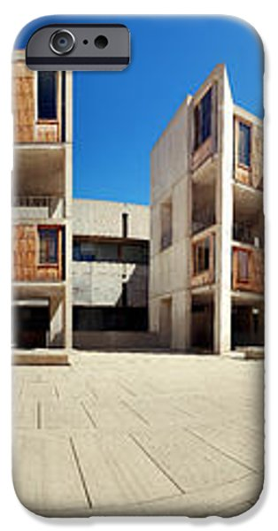 Salk Institute iPhone Case by Nomad Art And  Design