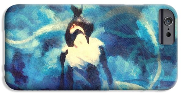 Buddhism Mixed Media iPhone Cases - Salvation iPhone Case by Dan Sproul