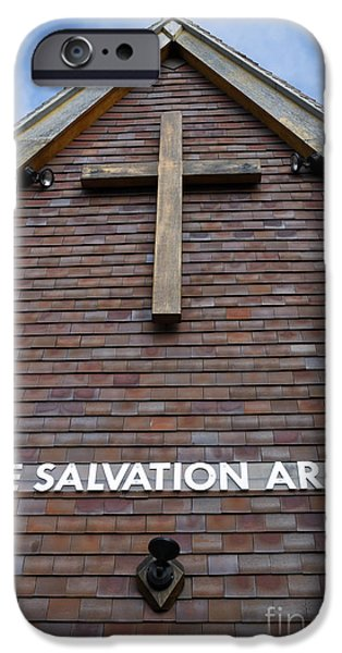 Salvation iPhone Case by Doug Wilton