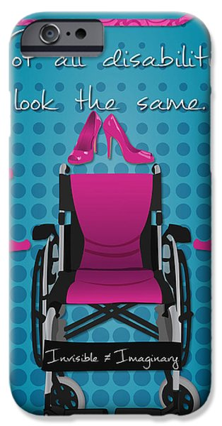Crutch Digital iPhone Cases - Same iPhone Case by SarahCate Philipson