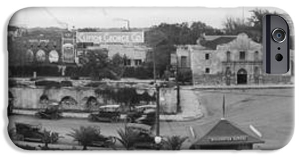 Model iPhone Cases - San Antonio 1918 iPhone Case by Unknown