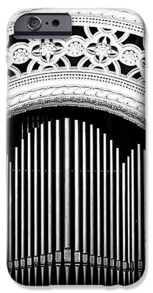 San Diego Spreckels Organ iPhone Case by Christine Till