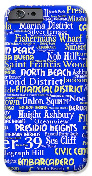 San Francisco 20130710 iPhone Case by Wingsdomain Art and Photography