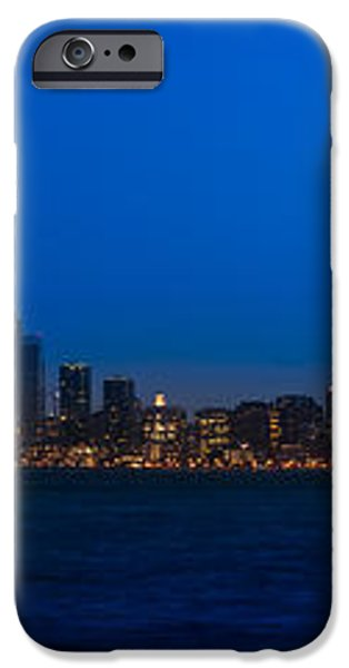 San Francisco Bay iPhone Case by Steve Gadomski