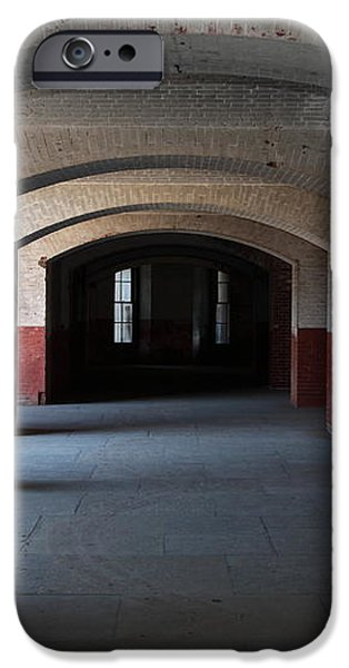 San Francisco Fort Point 5D21544 iPhone Case by Wingsdomain Art and Photography