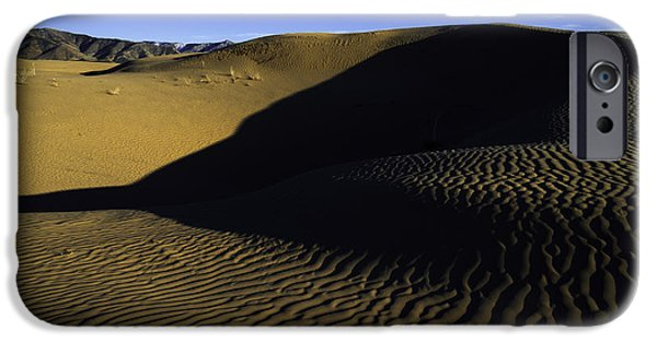 Little iPhone Cases - Sand Ripples iPhone Case by Chad Dutson
