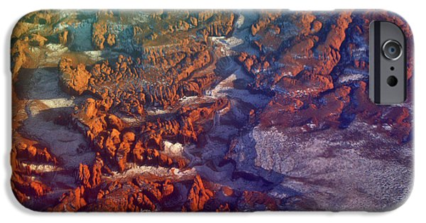 Best Sellers -  - Slickrock iPhone Cases - Sandstone Needles iPhone Case by Jeremy Rhoades