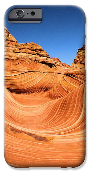 Sandstone Surf iPhone Case by Adam Jewell