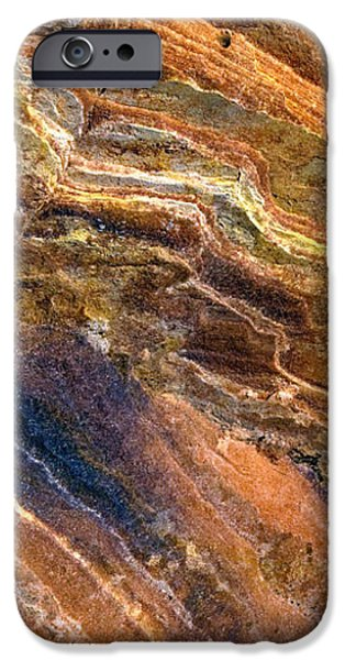 Sandstone Tapestry iPhone Case by Mike  Dawson