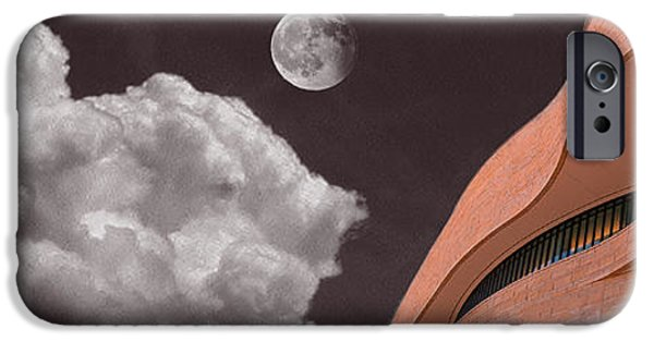 Smithsonian iPhone Cases - Sandstone iPhone Case by Wayne King