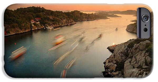 Recently Sold -  - Norway iPhone Cases - Sankthans iPhone Case by Sonya Kanelstrand