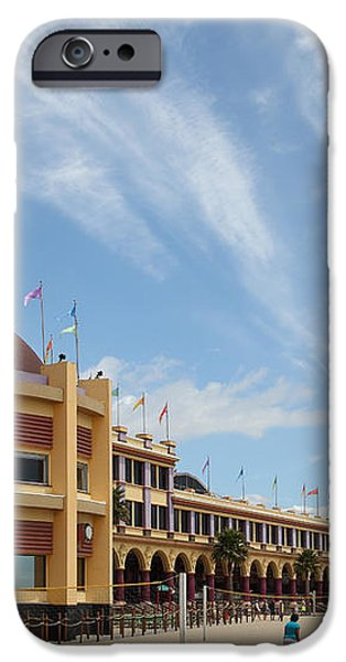 Santa Cruz Beach Boardwalk California 5D23748 iPhone Case by Wingsdomain Art and Photography