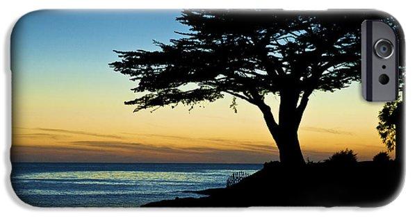 Recently Sold -  - Santa iPhone Cases - Santa Cruz California 3 iPhone Case by Micah May