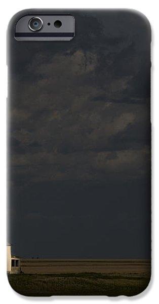 Saskatchewan Farmland iPhone Case by Mark Newman
