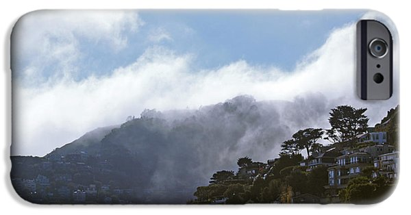Recently Sold -  - Sausalito iPhone Cases - Sausalito- California iPhone Case by Haleh Mahbod