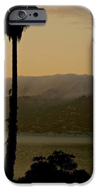 Sausalito iPhone Cases - Sausalito Morning iPhone Case by Eric Tressler