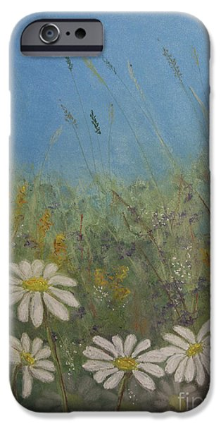 Disorder Pastels iPhone Cases - Savage Garden iPhone Case by Stanza Widen