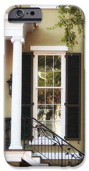 Savannah House iPhone Case by John Rizzuto