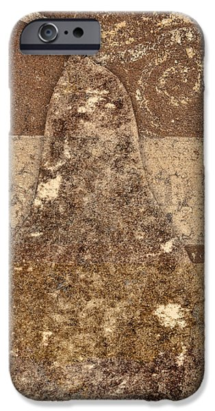 Pears Mixed Media iPhone Cases - Savannah Pear iPhone Case by Carol Leigh