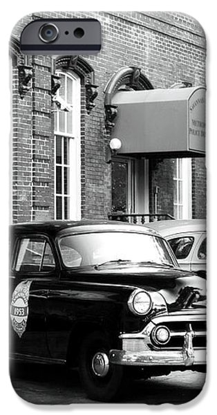 Savannah Police Station iPhone Case by John Rizzuto