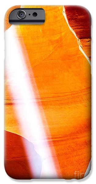 Shape iPhone Cases - Savior iPhone Case by Az Jackson