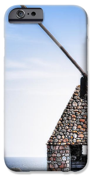 Scandinavian Vippefyr iPhone Case by Erik Brede