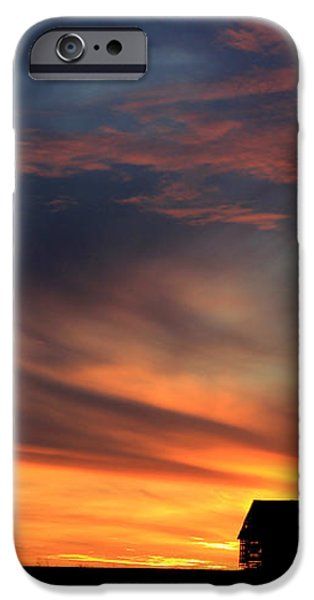 Scene iPhone Case by Thomas Danilovich
