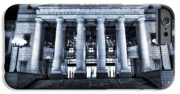 Buildings In Nashville iPhone Cases - Schermerhorn Symphony Center iPhone Case by Dan Sproul