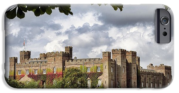 Destiny iPhone Cases - Scone Palace in Scotland iPhone Case by Jason Politte
