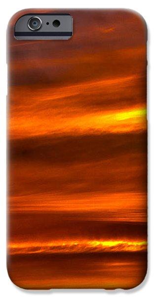 Sea of Sun iPhone Case by Alan Look