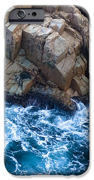 Sea Rocks iPhone Case by Frank Tschakert