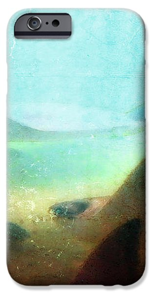 Sea Spirits - Manta Ray Art by Sharon Cummings iPhone Case by Sharon Cummings