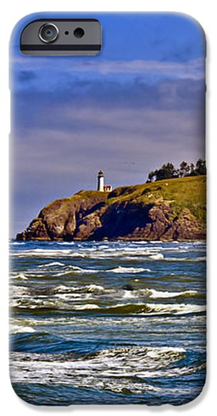 Seacape iPhone Case by Robert Bales