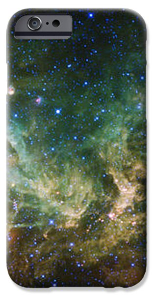 Seagull Nebula iPhone Case by Adam Romanowicz