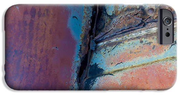 Daysray Photography iPhone Cases - Seam Between iPhone Case by Fran Riley
