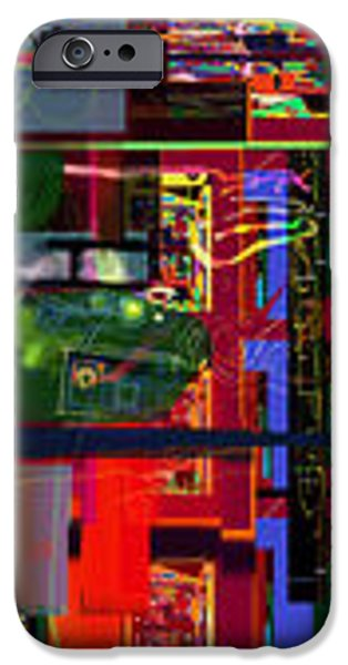 search for the straying son 14d iPhone Case by David Baruch Wolk