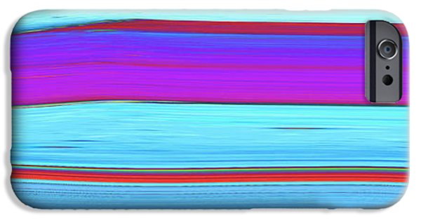 Celebrities Art iPhone Cases - Seas Of Souls  iPhone Case by Sir Josef  Putsche